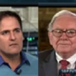 Warren Buffett and Mark Cuban address investing and the economic and business outlook, plus Cuban's view on the issue of lower corporate taxes.